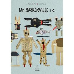3 libri Mr Baskerville & c. Prezzo copertina € 20,00